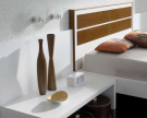 Dormitorio de matrimonio Afrodita por Centro Armario (Madrid)