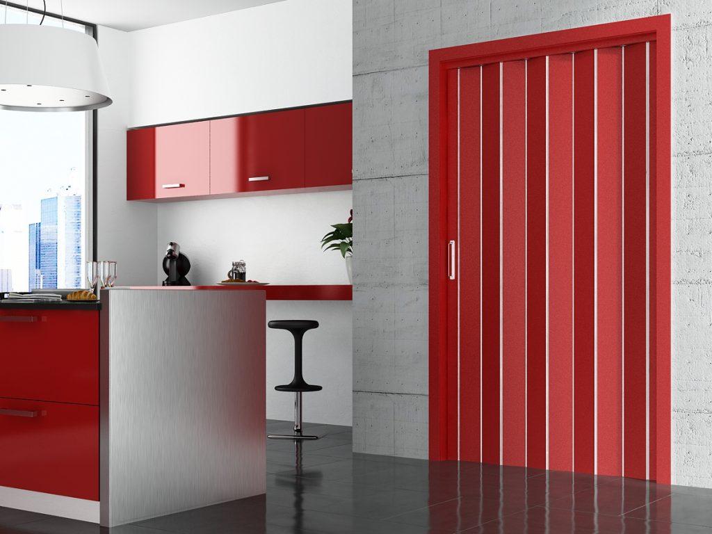 Puerta corredera cocina cortina cocina puerta corredera - Puerta corredera cocina ...
